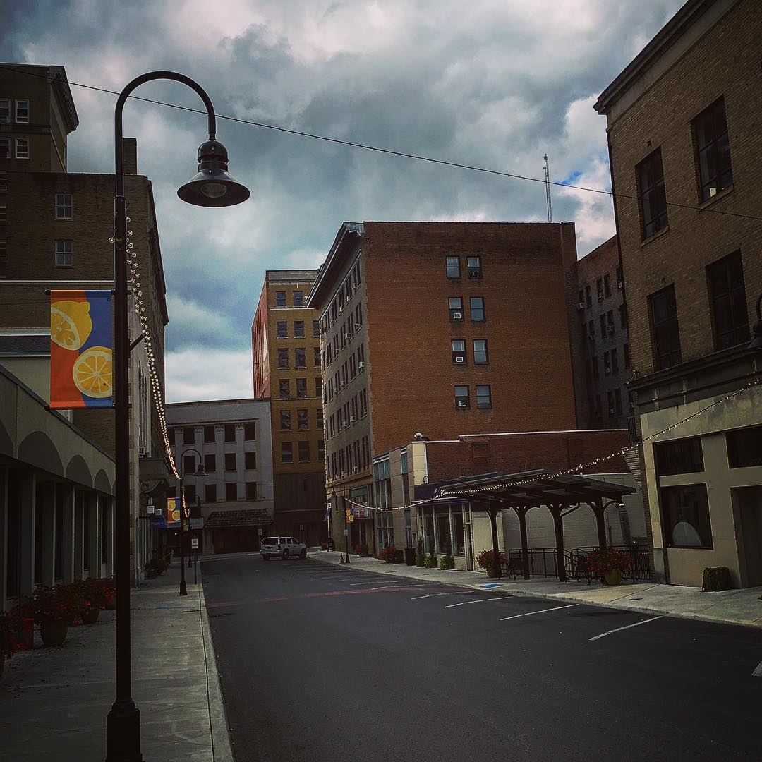 Downtown Bluefield